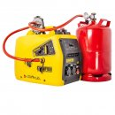 Champion 2000 Watt Dual-Fuel Inverter Benzin Gas...
