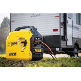 Champion 2000 Watt Inverter Petrol Generator