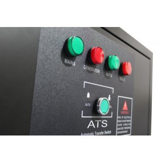 100A ATS Panel To Suit All Diesel Models