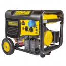 CHAMPION 5500 WATT PETROL GENERATOR WITH REMOTE START...